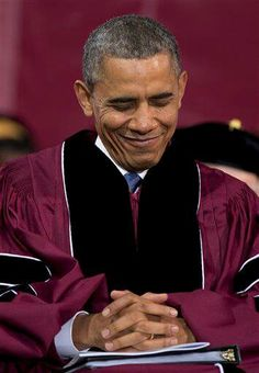 President Obama delivered the commencement address to the 2013 graduates of Morehouse College in Atlanta, GA.