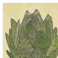Alcahofa Print Art by Americanflat