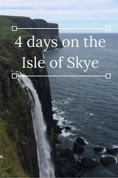 Things to do in the Isle of #Skye: during my #solo trip to #Scotland, I stayed 4 days on the Isle of Skye, one of the highlights of my trip.