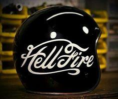Hellfire helmet
