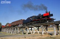 Victorian Goldfields Railway - J549