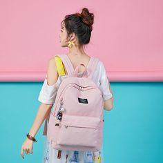 13.8$ #Fashion Backpack Herschel Heritage Backpack, School Bags, Handbag Accessories, Sling Backpack, Korean Fashion, Fashion Backpack, Student, Backpacks, Handbags