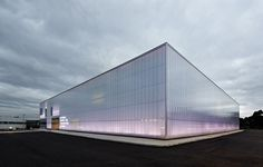 National Center for Synchrotron Science   Bates Smart Architects