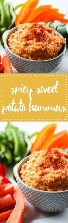 Spicy Sweet Potato H
