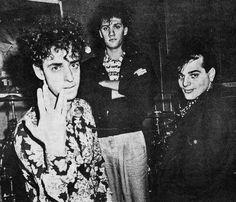 /CharlyAlberti/photos Soda Stereo, Zeta Bosio, Rock Argentino, Coffee Music, Film Music Books, Post Punk, Lady And Gentlemen, Rare Photos, Rock Bands