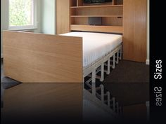 Wall Beds In London   Sizes Available