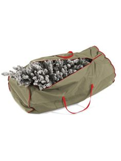 Essential Home Artificial Christmas Tree Rolling Storage Bag up to ...