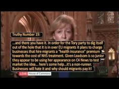 Andrea Leadsom Whips Up A Frenzy With Truthiness On C4 News