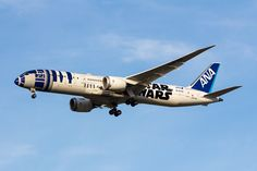 https://flic.kr/p/CxsNJP | Boeing 787-9 Dreamliner All Nippon Airways JA873A (CDG)