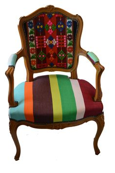 Coolest vintage armchair made in Sweden!
