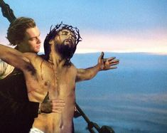 Titanic Pose with Jake - Jesus Playing On A Slippers quoN Slide - Pictures of Jesus Doing Everyday Things Never Seen Before. Atheist Humor, Religious Humor, Religious Icons, Jesus Help, King Of The World, Jesus Pictures, College Humor, Atheism, The Funny
