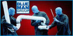 Music-Blue Man Group