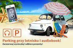 Audiobook i parking przy lotnisku w prezencie do każdej wycieczki – tylko w travelplanet.pl, tylko do końca września! To kolejny powód, żeby upolować lasta  :) Szczegóły promocji: http://www.travelplanet.pl/wczasy/promocje/