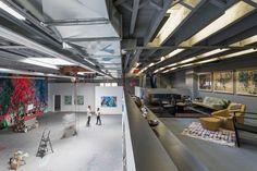 Check Out Jose Parla's Studio Designed by Snøhetta | HYPEBEAST