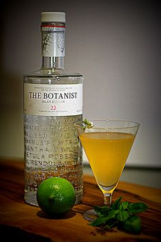 An Isle Of Lavender Thyme By The Botanist Islay Dry Gin