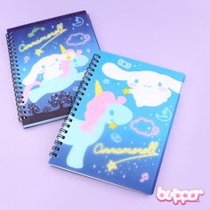 Buy Cinnamoroll Unicorn Coil Notebook - Medium   Free Shipping   Blippo Kawaii…