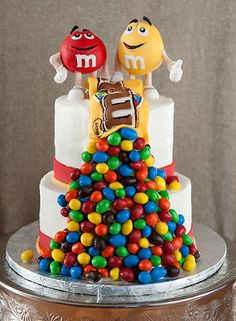 cakes cartoon characters - Google Search