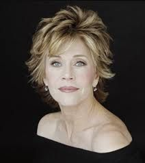 Jane Fonda (OK, so she's had work done. She looked good before the work, Plus she is over 70!)