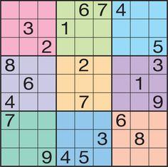 The Original Sudoku Calendar - Online Calendar - Page-A-Day Online Calendar, Calendar Pages, The Creator, The Originals, Day, Gifts, Presents, Favors, Gift