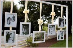 Photos de mariage des parents
