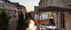 Penthouse Suite, Gran Melia Felix Hotel, Madrid