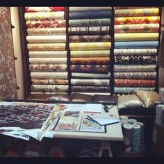 Publisher textiles