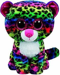 Ty Beanie Boos Dotty the Leopard 37189 (Regular Size - 6 inch)  Ty 4443d42ea370