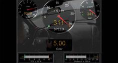 Saab 9-3 sets standing mile record – 311km/h!