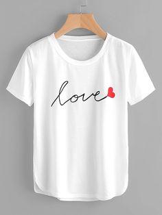 Modelo 2019 Camiseta Con Estampado Publicidad En Motivo q6axwtnR1z
