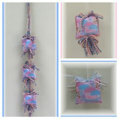 Linda Walsh Originals Dolls and Crafts Blog: Baby Nicky Rope Ornaments Free E-Pattern