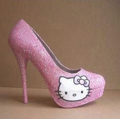 Sapato da Hello Kitty