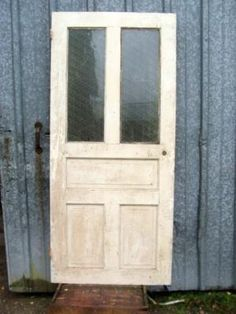Lasitettu ovi, 90x200x4,3 1920-luku