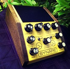 Synare 3 (80's Analog Drum) ***Now with Demo!!!