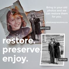 Home - Photo Expressions Photography Services, Restore, Old Photos, Restoration, Movies, Movie Posters, Old Pictures, Films, Vintage Photos