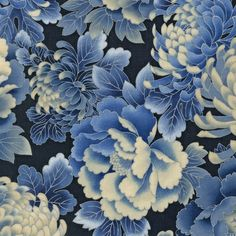 Shop | Category: Imperial Collection 8 | Product: Imperial Collection 8 Floral Indigo