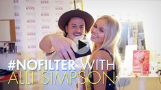 ANDPOP | Alli Simpson Talks Meeting The Janoskians and How Cody Simpson Inspired Her Singing Career