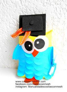 caja-búho-con-dulces-recien-graduado