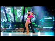 Kelly & Brendan's Jive - Strictly Come Dancing - BBC - YouTube