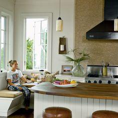 Kitchen Calm - Beacon of History - Coastal Living