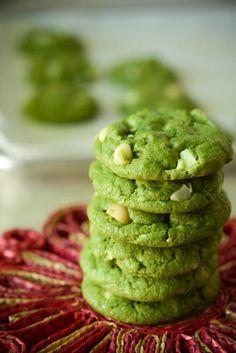 Ippodo Matcha - Matcha White Cholocate Chip Cookies