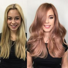"""Guy Tang on Instagram: """"This model from our show in Germany this weekend is beautiful to start with and I wanted to showcase new trends this spring with bronze metallics! She represent my natural collection with using bronze metallics coming April @kenraprofessional with added 3vr and color creative magenta olaplex2 ! Thank you to my special assistant star @johnbreitenbach who apply the color and loves the metallics and also help assist me on stage!"""