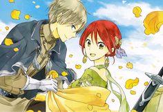 6 Anime Like Akagami no Shirayuki-hime (Snow White with the Red Hair)…