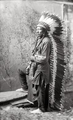 Buffalo Wallow. Arapaho. 1898. Wyoming.