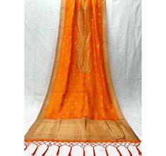 Shop Rivaj Silk Dupatta Online with the best price. Dupatta to give yourself the stylish look for Rich Traditional Indian Weddings. Soft Silk Sarees, Silk Dupatta, Banarasi Sarees, Lehenga, Trendy Dresses, Nice Dresses, Tulle Skirt Bridesmaid, Plain Saree, Weave Styles