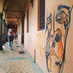 graffiti Bologna