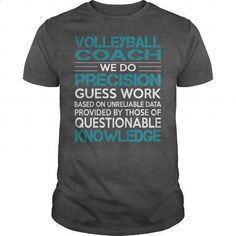 Awesome Tee For Volleyball Coach - custom hoodies #shirt #Tshirt
