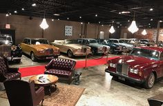 Park-Ward Motors - Rolls-Royce and Bentley Motor Cars