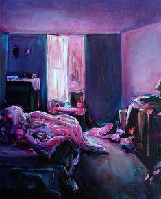 Intimate, safe and romantic: Ekaterina Popova paints the interiors of her friend's bedrooms Peace Art, City Museum, Pastel Art, Henri Matisse, Impressionist, Collage Art, New Art, Art History, Art Inspo