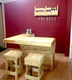 50+ Best-loved Pallet Bar Ideas & Projects | 101 Pallet Ideas - Part 3