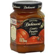 Dickinson's Country Pumpkin Butter, 9 oz (Pack of 6)